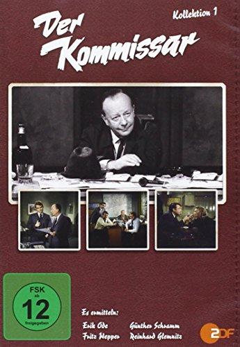 Der Kommissar: Kollektion 1 [6 DVDs]