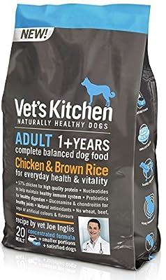 Vet's Kitchen Adult Dog Complete Dog Food Chicken & Brown Rice