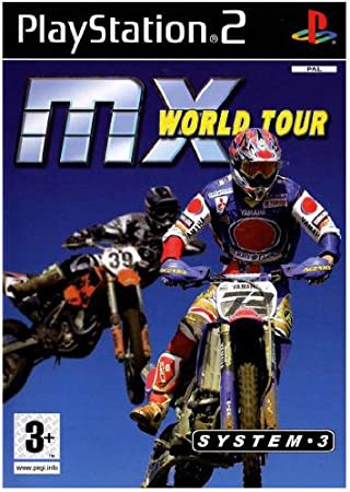 System 3 MX World Tour, PS2 - Juego (PS2, PlayStation 2)