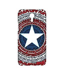 Block Print Company Shield Quotes Phone Cover for ZUK Z1