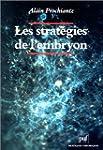 Les Strat�gies de l'embryon : Embryon...