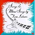 Songs & More Songs by Tom Lehrer, Audio CD