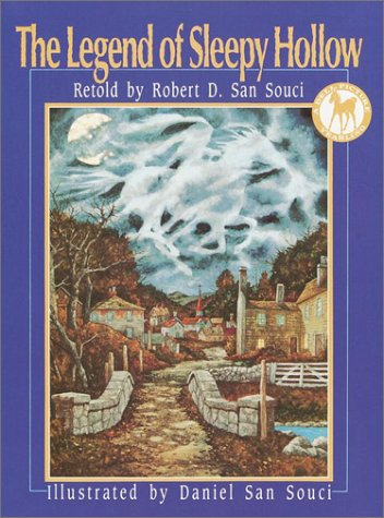 The Legend of Sleepy Hollow (Picture Yearling Book)