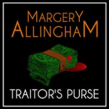 Traitor's Purse: An Albert Campion Mystery Audiobook by Margery Allingham Narrated by David Thorpe