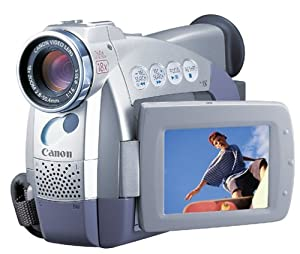 "Canon ZR40 MiniDV Digital Camcorder with 2.5"" LCD, & Digital Still Mode"