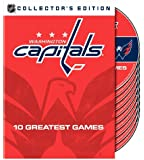 NHL Washington Capitals 10 Grtst Gme