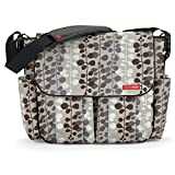 Skip Hop Dash Changing Diaper Bag Canvas willow grey - Collection 2015