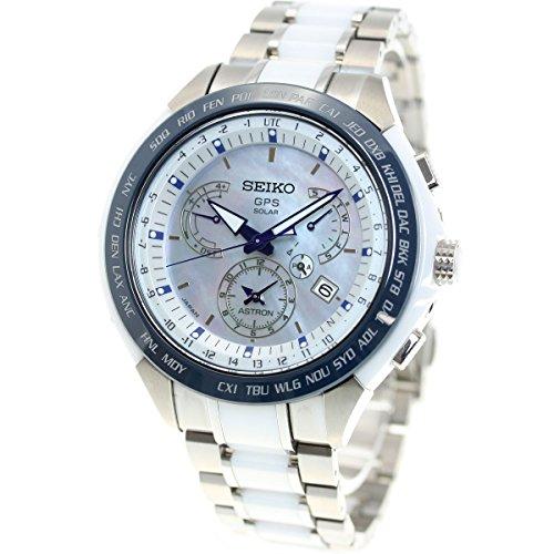[アストロン]ASTRON 腕時計 ソーラーGPS衛星電波修正 サファイアガラス 10気圧防水 SBXB039 メンズ