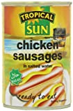 Tropical Sun Hot Dogs 400 g (Pack of 12)