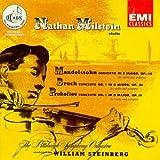 Milstein Violin Concerto