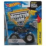 Hot Wheels Monster Jam Scale 1:64 Son Uva Snap-On Battle Slammer #5
