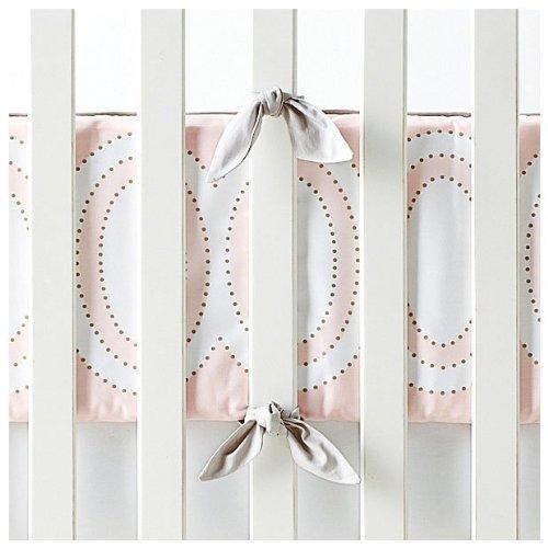 Serena & Lily Colette Bumper- Pink - 1