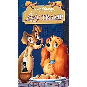 Lady and the Tramp [VHS]
