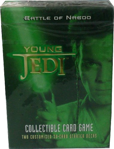 Star Wars: Young Jedi - Battle of Naboo Starter Deck