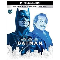 Batman (1989) [4K Ultra HD + Blu-ray]