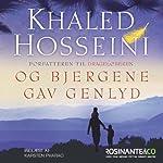 Og bjergene gav genlyd [And the Mountains Echoed] | Khaled Hosseini
