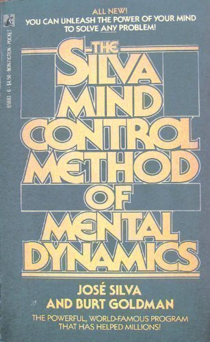 PDF⋙ The Silva Mind Control Method of Mental Dynamics by José Silva