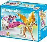 Toy - PLAYMOBIL 5143 - Pegasus-Kutsche