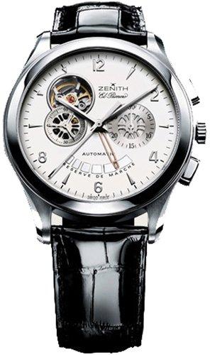 Zenith 03.0510.4021/01.C492 - Reloj de pulsera hombre