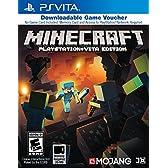 Minecraft PlayStation Vita Edition (輸入版:北米)【プロダクトコードのみ】