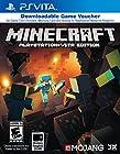 Minecraft Game Voucher - PlayStation Vita