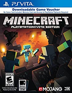 Minecraft game voucher playstation vita for Vita craft factory outlet