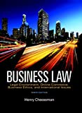img - for Business Law: Legal Environment, Online Commerce, Business Ethics, and International Issues (9th Edition) book / textbook / text book