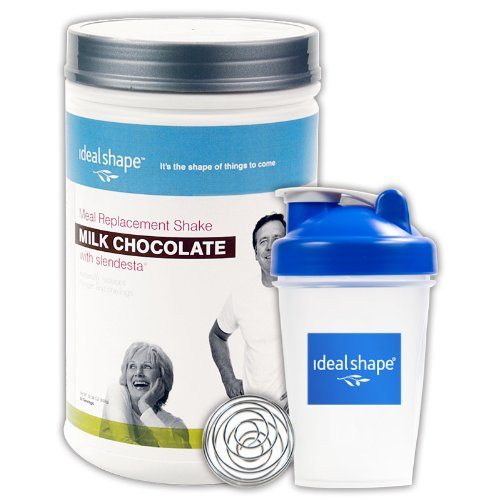 Chocolate IdealShape Meal Replacement Shake 30 Serving Tub