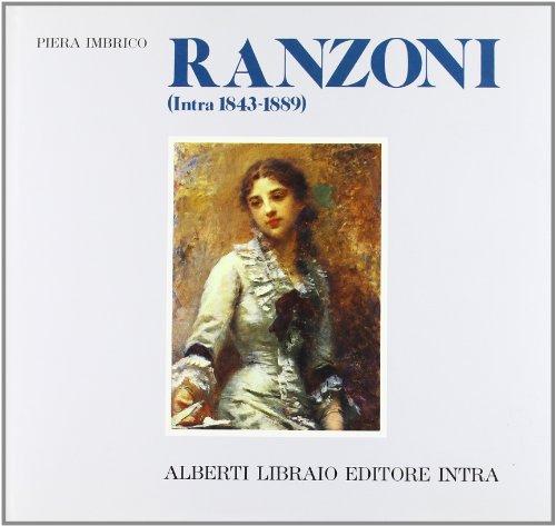 Ranzoni Intra 1843 1889 Artisti di Verbanus Italian Edition