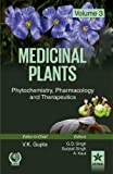 img - for MEDICINAL PLANTS: Phytochemistry, Pharmacology and Therapeutics Volume 3 book / textbook / text book