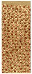 Paras Women's Cotton Unstitched Kurti (Beige)