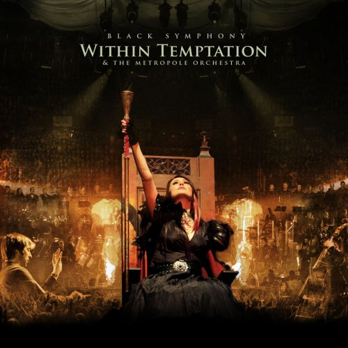 Within Temptation - Black Symphony (CD/DVD) - Zortam Music