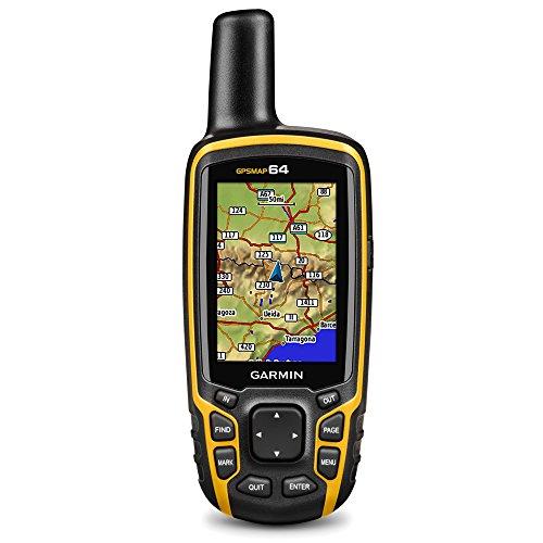 GPSMAP 64, Basemap