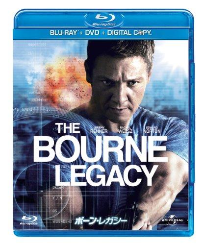 ボーン・レガシー ブルーレイ+DVDセット(デジタル・コピー付) [Blu-ray]