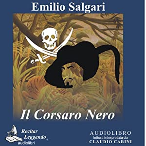 Il Corsaro Nero [The Black Corsair] | [Emilio Salgari]