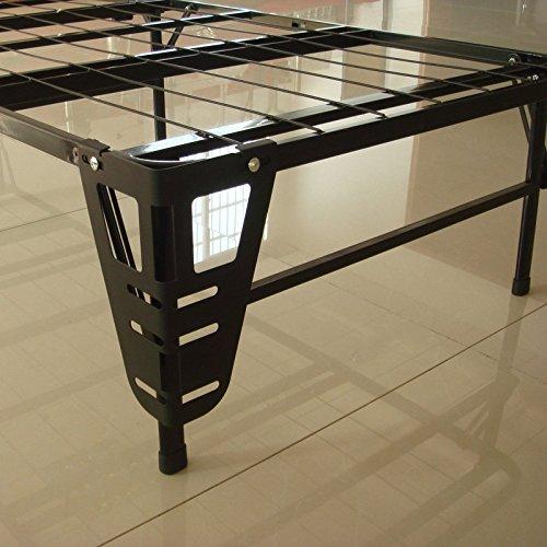 Metro Shop DuraBed Platform Bed Steel Headboard Brackets Kit (Durabed Brackets compare prices)