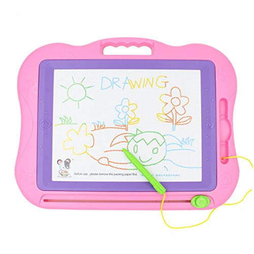 Holy Stone® Magnetic Drawing Board Colorful Erasable Large Size Doodle Sketch