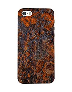Mobifry Back case cover for Apple iPhone 5s Mobile (Printed design)