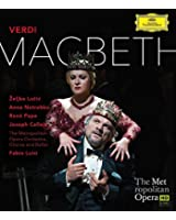 Macbeth: Metropolitan Opera (Luisi) [Blu-ray] [2015]