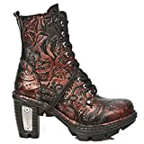 New Rock Neotrail Rouge Bottes M.NEOTR006-S8