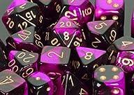 Chessex Dice: Polyhedral 7-Die Gemini…