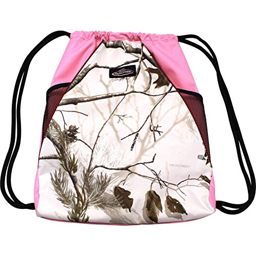 Learn More About REALTREE Drawstring Cinch Bag