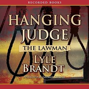 The Lawman: Hanging Judge Audiobook