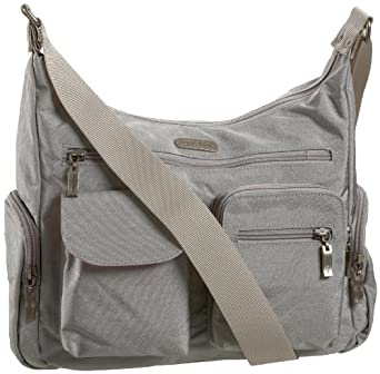 Baggallini Luggage Everywhere Bag Silver One Size Clothing