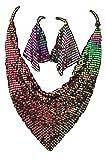 Enigma Clubwear Fashion Jewellery-CWN103