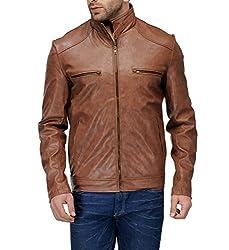 Stoplook Full Sleeve Solid Men's Jacket