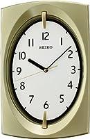 Seiko QXA519G - Reloj analógico de pared de cuarzo