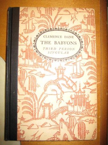 THE BABYONS : THIRD PERSON SINGULAR, CLEMENCE DANE