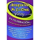 Aunque Ud. No Lo Crea de Ripley (Spanish Edition)