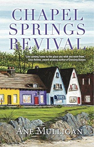 Book: Chapel Springs Revival (Women's Humorous Fiction) by Ane Mulligan